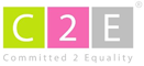 Committed 2 Equality logo