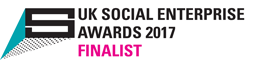 Finalists in the UK Social Enterprise Awards 2017