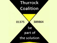 Thurrock Coalition. Be part of the solution.
